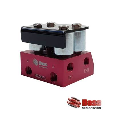 Twin Airbag Control Valve