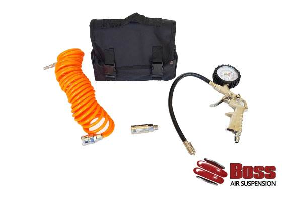 Tire Inflation Kit with Bag