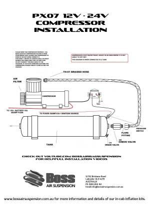 Compressors | Boss Air Suspension