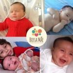 Desenvolvimento do bebê – Stella de 0 a 3 meses