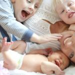 Filhos: um é pouco, dois é bom, três…