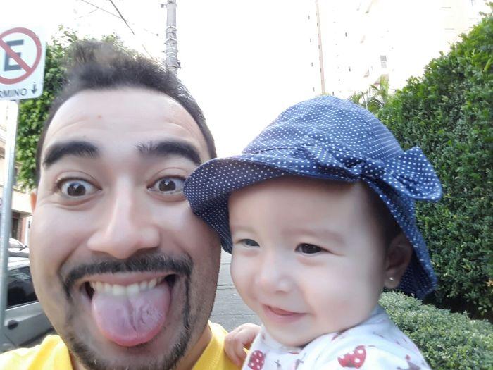 aprendendo a ser um pai
