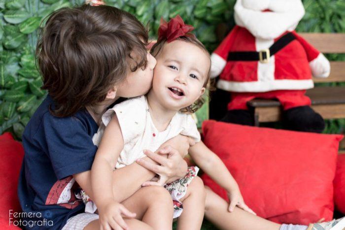 ensaio fotográfico de natal-bossa-mãe