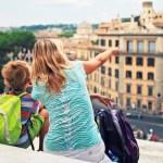 Cidades que vamos conhecer na Europa com as crianças