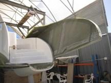 Starboard hull