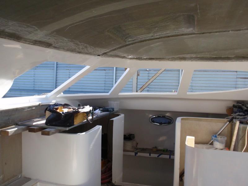 Starboard windows