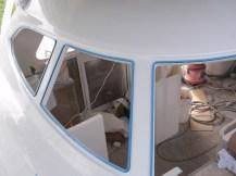 Preparing the window openings