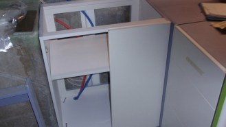 First of our galley components in