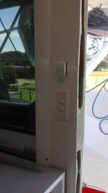Light switch & elec window control