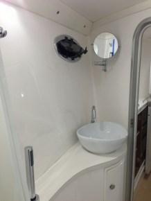 Starboard bathroom