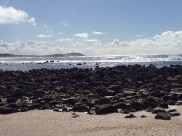 View across the Iluka beach