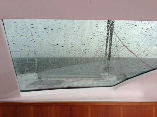 Moreton Bay weather ... not always sunshine!