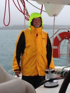 My sea sickness day ... no photo of me!!