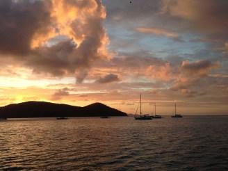 Same sunset!