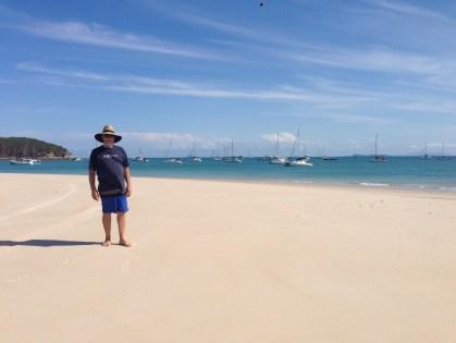 GKI beach.