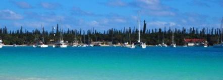 So many yachts at Kuto this visit