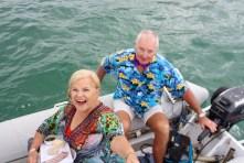 Hugh & Juliana from Sans Souci