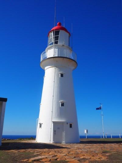 Bustard Head Lighthouse ... well kept!