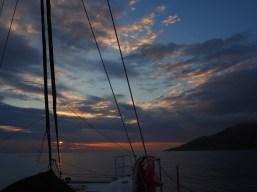 Sunrise at Cape Upstart