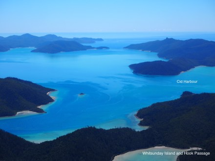 From our Reef & Islands plane tour