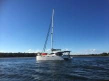 Anchored in Tin Can Bay