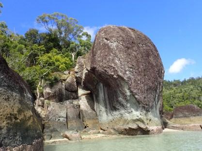 Kayaking in May's Bay