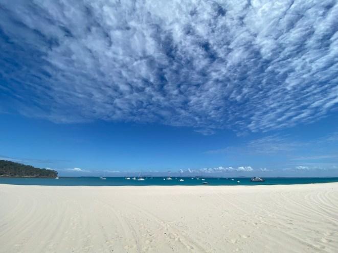 Fisherman's Beach ... not Whitehaven!