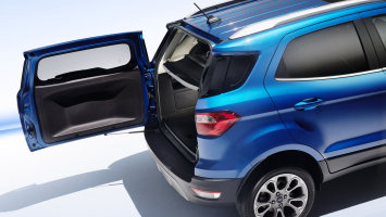 Ford EcoSport tailgate