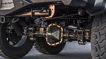 Hennessey VelociRaptor 6x6