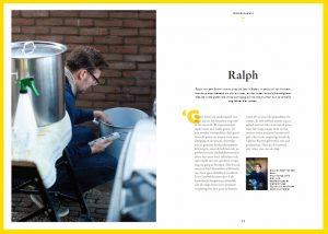 schuim magazine over de wereld van het speciaalbier