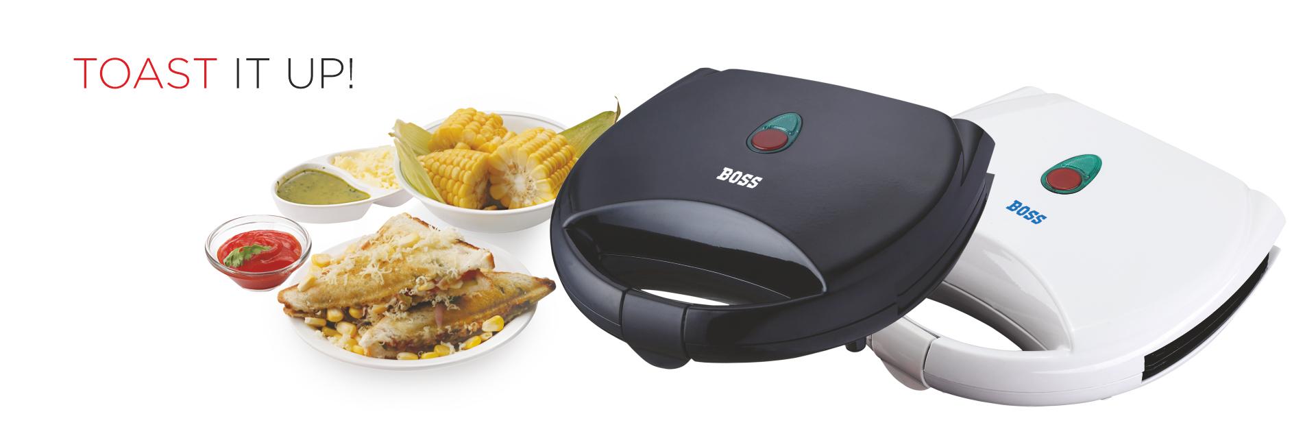 BOSS Griller Toaster