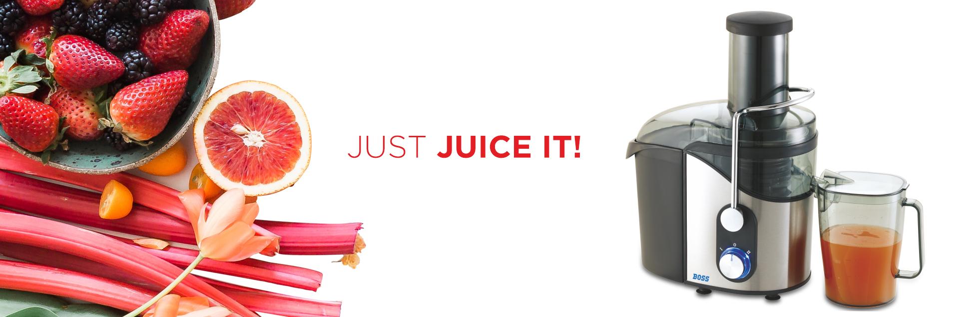 BOSS Juicemaxx Juice Extractor
