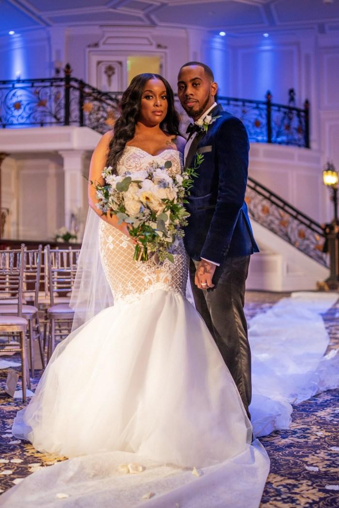 Jojo Simmons Wedding Photo