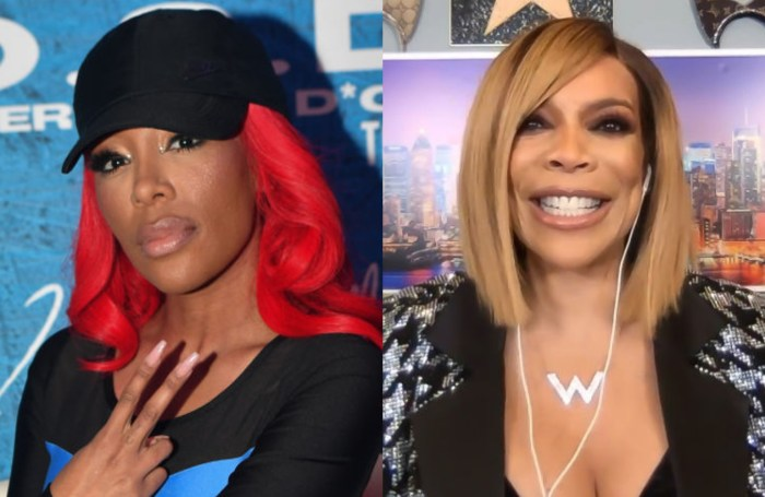 K michelle, wendy williams