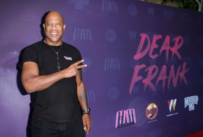 "Ma-Me Productions Presents: ""Dear Frank"" LA Premiere"