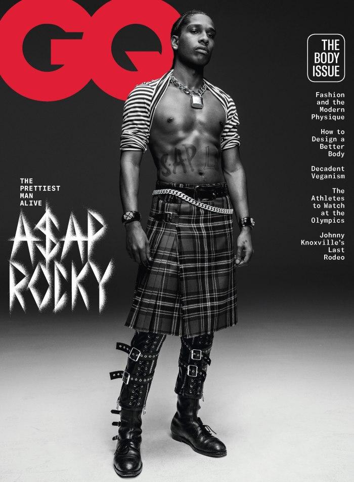 A$AP Rocky x GQ