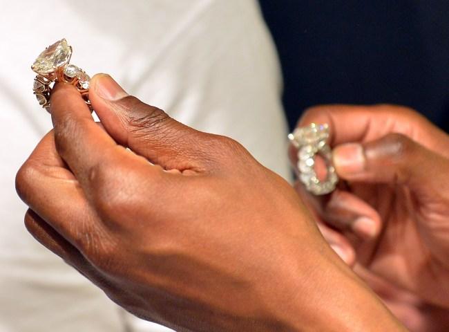 50 Karats By Floyd Mayweather Jewelry Pop-Up Launch