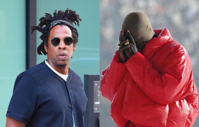 Kanye, Jay-Z