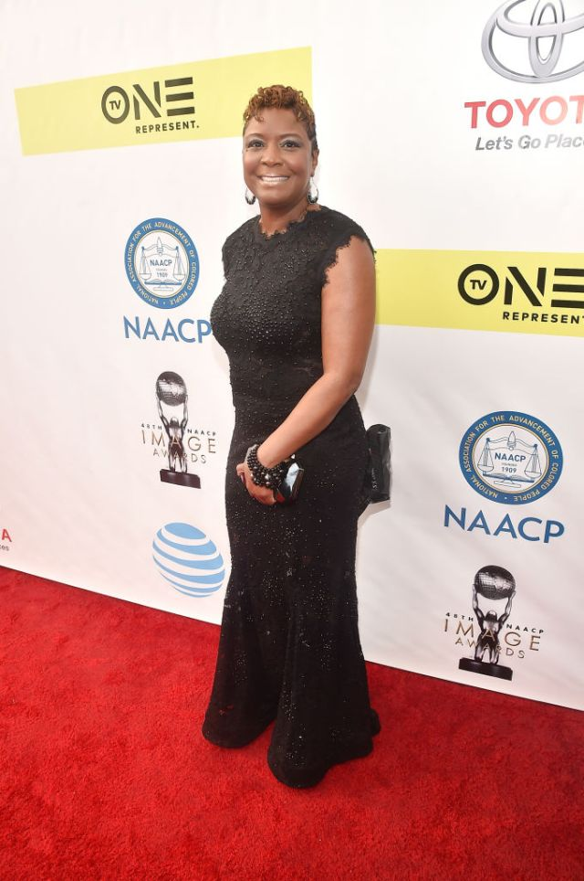 48th NAACP Image Awards - Red Carpet
