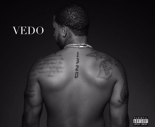 R&B artist Vedo assets