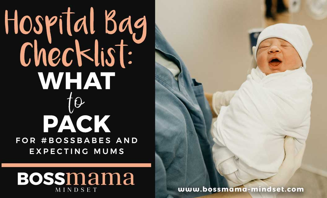 Hospital Bag Checklist: What to Pack for Expecting Mums