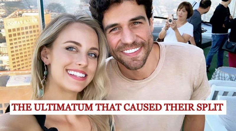 Kendall Long on The 'Ultimatum' That Caused Her Break up With Joe Amabile