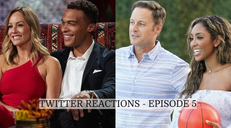 Hilarious Twitter Reactions From Tuesday Night's Episode of The Bachelorette – Tayshia Adams