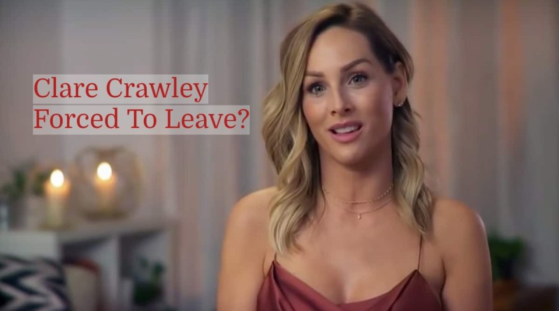 Clare Crawley 'Liked' These Shady Tweets Hinting She Was Forced to Leave The Bachelorette