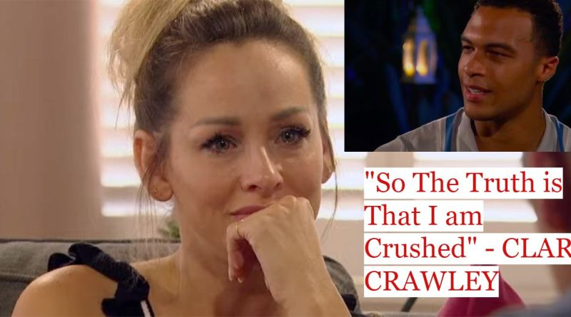 Clare Crawley Says She Found Out about Her Break Up When We Did – 'I'm Crushed'