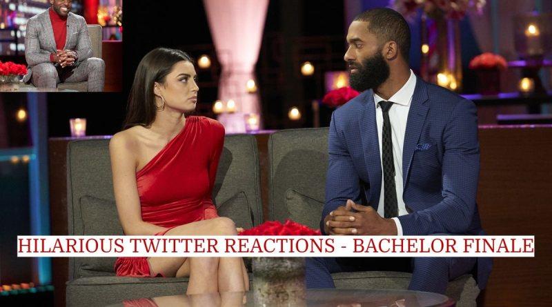 Hilarious Twitter Reactions From The Bachelor Finale – Matt James
