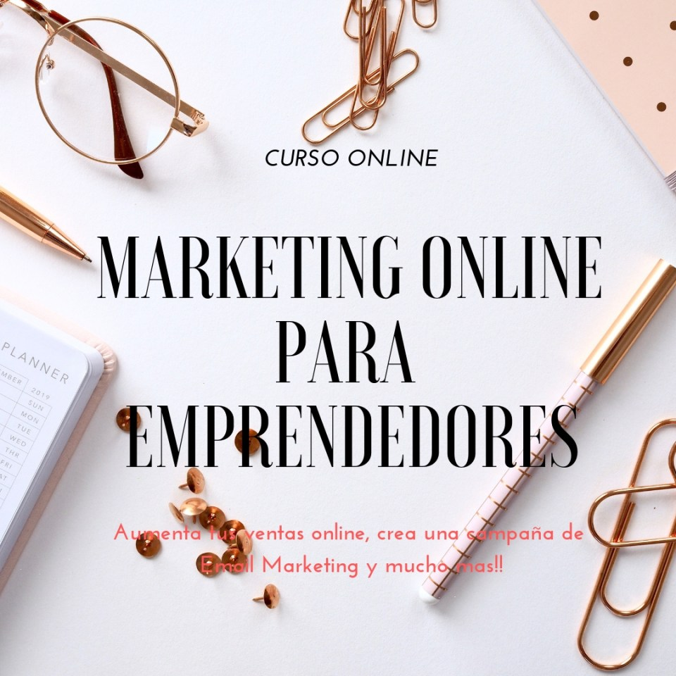 marketing online para emprendedores
