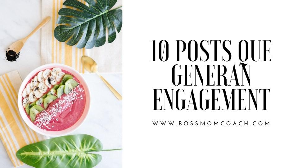 10 engagement