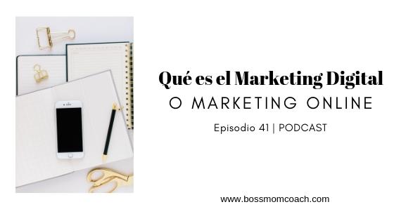 Qué es el Marketing Digital (1)