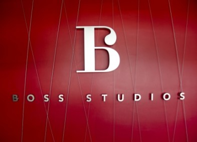 Boss Studios Design Piece